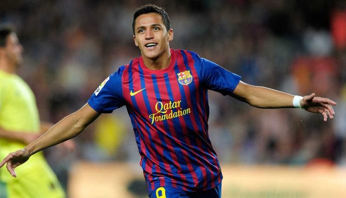 """Ký ức La Liga: Alexis Sanchez - """"Sát thủ đường biên"""" của Barcelona"""