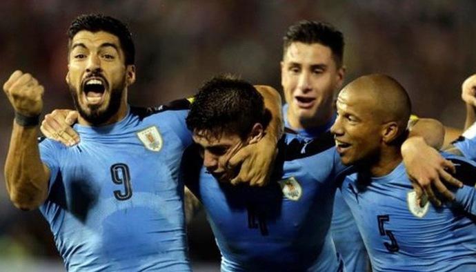 Đánh giá sức mạnh ĐT Uruguay tại World Cup 2018