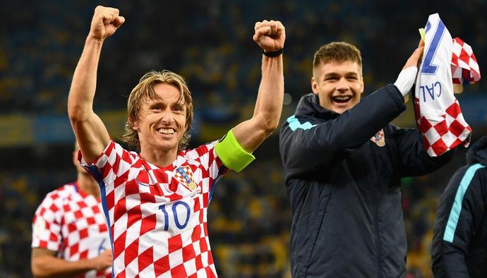 Profile đội tuyển: Đội hình ĐT Croatia tham dự World Cup 2018