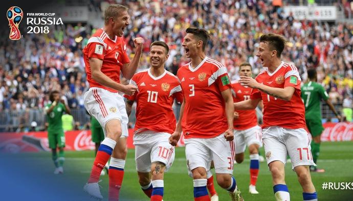 Profile đội tuyển: Đội hình ĐT Nga tham dự World Cup 2018