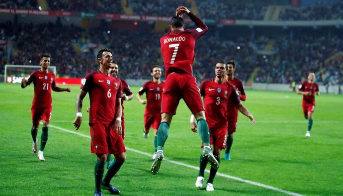 Đánh giá sức mạnh ĐT Bồ Đào Nha tại World Cup 2018
