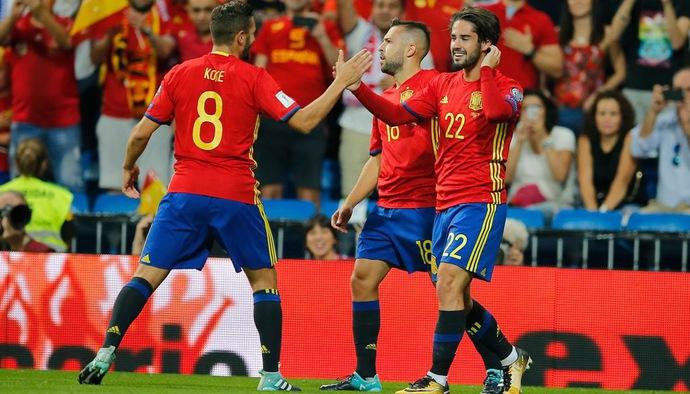 Đánh giá sức mạnh ĐT Tây Ban Nha tại World Cup 2018