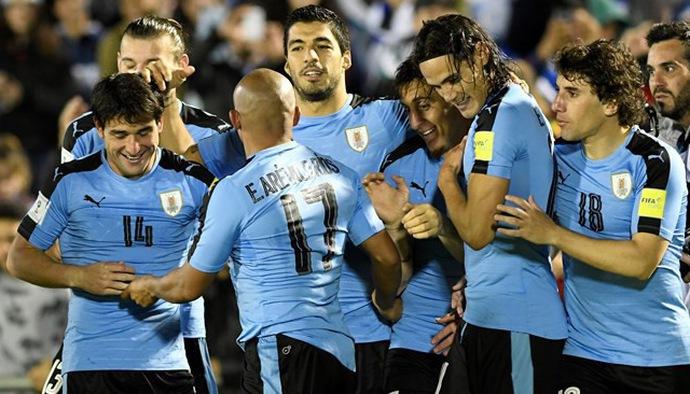 Profile đội tuyển: Đội hình ĐT Uruguay tham dự World Cup 2018