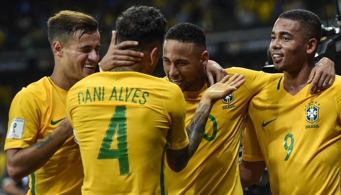 Đánh giá sức mạnh ĐT Brazil tại World Cup 2018