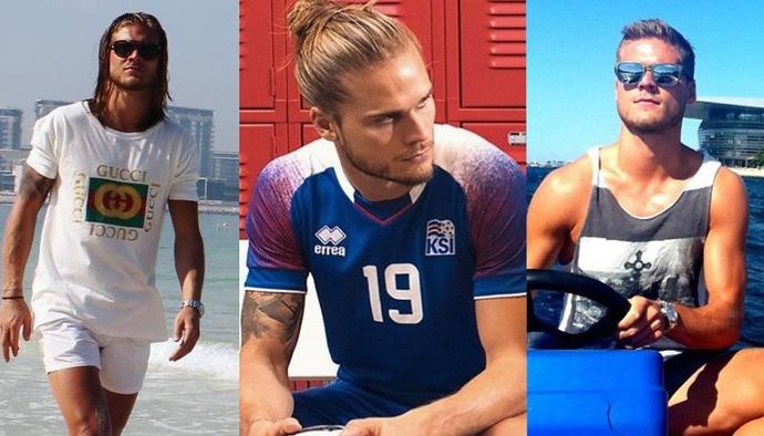 World Cup 2018: Cận cảnh soái ca ĐT Iceland khiến hàng vạn cô gái mê mệt