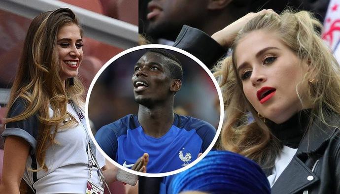 Nhan sắc hút hồn của vợ - bạn gái các ngôi sao ĐT Pháp dự World Cup 2018