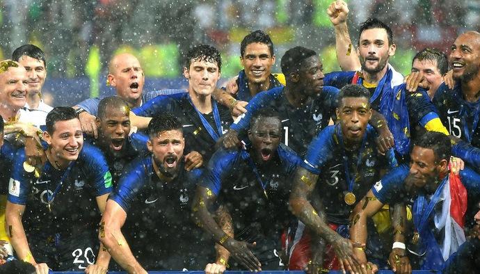 ĐT Pháp và chân dung các nhà vô địch trong lịch sử World Cup