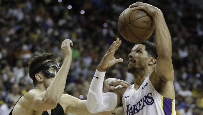 Highlights Vegas Summer League 2018: Trail Blazers - Lakers