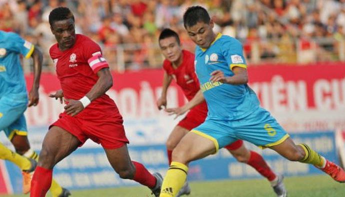 Video kết quả V.League 2018: Sanna Khánh Hòa BVN - Hải Phòng FC