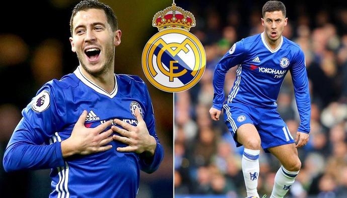"""5 cầu thủ """"rẻ mà chất"""" có thể khiến Real Madrid quên đi mục tiêu Eden Hazard"""
