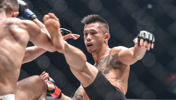 Video kết quả ONE Championship: Martin Nguyễn - Kevin Bellingon