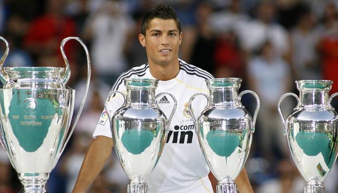 Các con số thống kê gây sốc của Cristiano Ronaldo sau 9 năm khoác áo Real Madrid