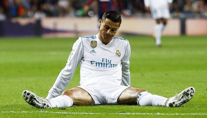 CR7 không xuất hiện trong Top 5 bàn thắng đẹp nhất của Real Madrid tại La Liga 2017/18