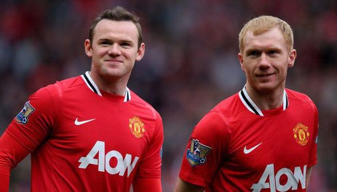 Đội hình vĩ đại nhất lịch sử Manchester United của Paul Scholes