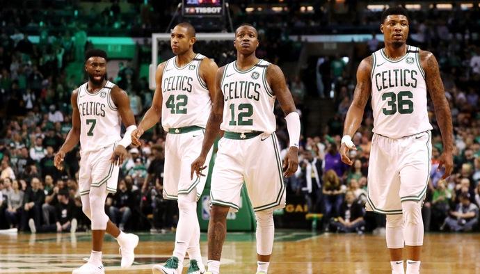 Màn trình diễn đốn tim fans của Boston Celtics tại NBA 2017/18 - Phần 2
