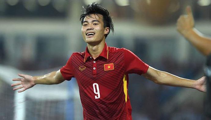 Profile tiền đạo U23 Việt Nam Nguyễn Văn Toàn tham dự ASIAD 2018