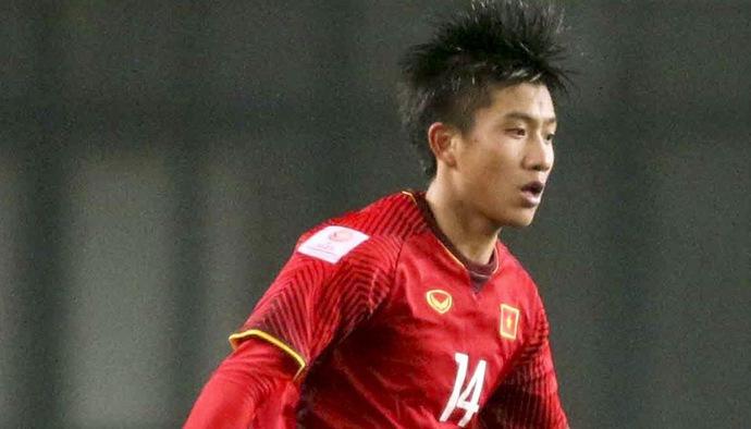 Profile tiền đạo U23 Việt Nam Phan Văn Đức tham dự ASIAD 2018