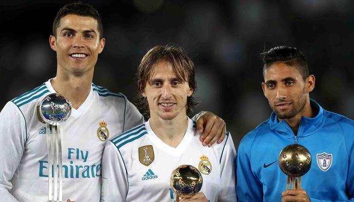 Hé lộ 6 ngôi sao sẵn sàng thay thế Luka Modric tại Real Madrid