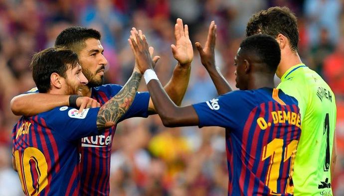 """Barcelona đứng đầu Top 10 CLB """"đốt"""" tiền lương nhiều nhất La Liga 2018/19"""