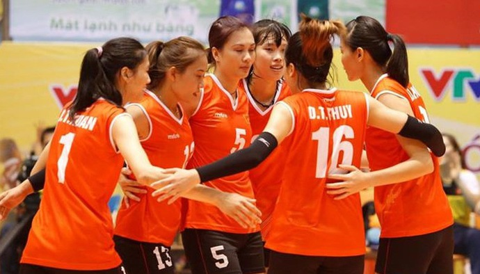 Những pha bóng đẹp của Linh Chi và ĐT bóng chuyền nữ Việt Nam trước Đài Loan tại Cúp châu Á 2018