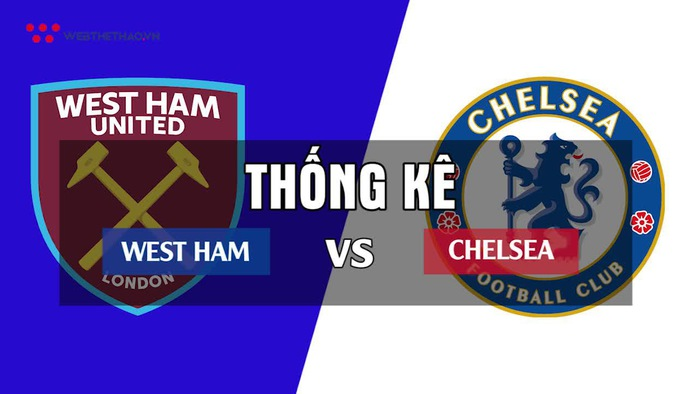 Thống kê thú vị trước trận Ngoại hạng Anh 2018/19: West Ham – Chelsea