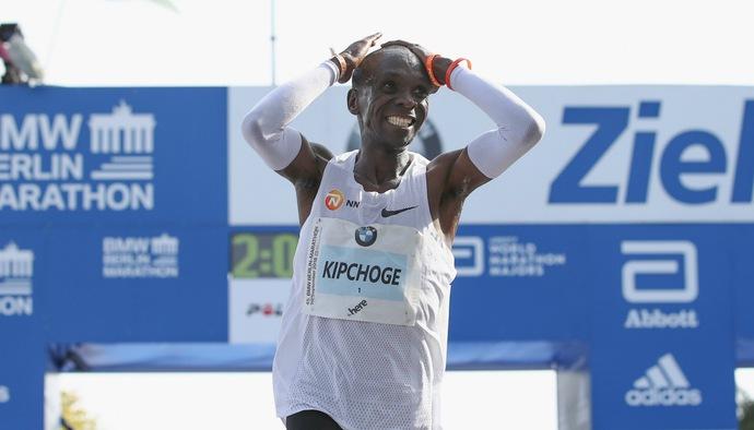 Top 10 VĐV nam chạy nhanh nhất trong lịch sử marathon thế giới