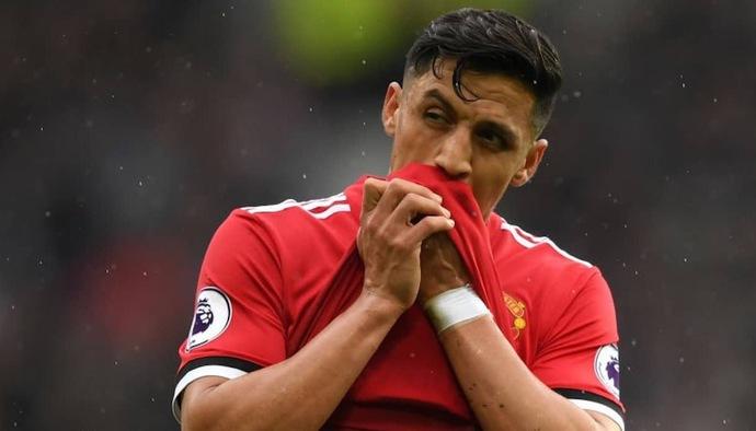 5 thống kê thảm họa của Alexis Sanchez khiến CĐV Man Utd ngao ngán