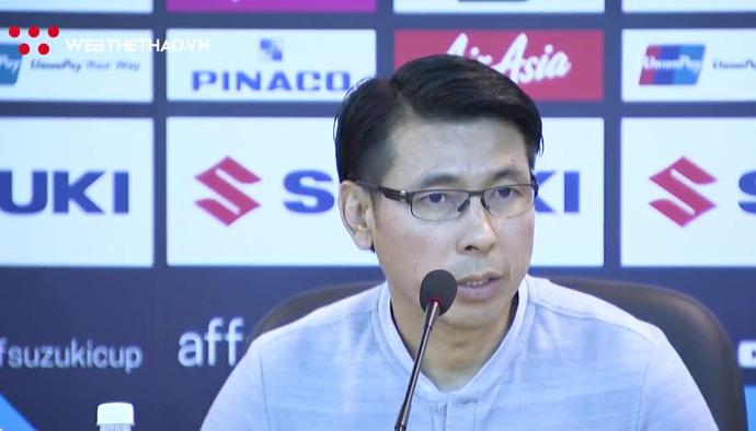 Đội tuyển Malaysia tiết lộ mục tiêu khi gặp tuyển Việt Nam tại Mỹ Đình