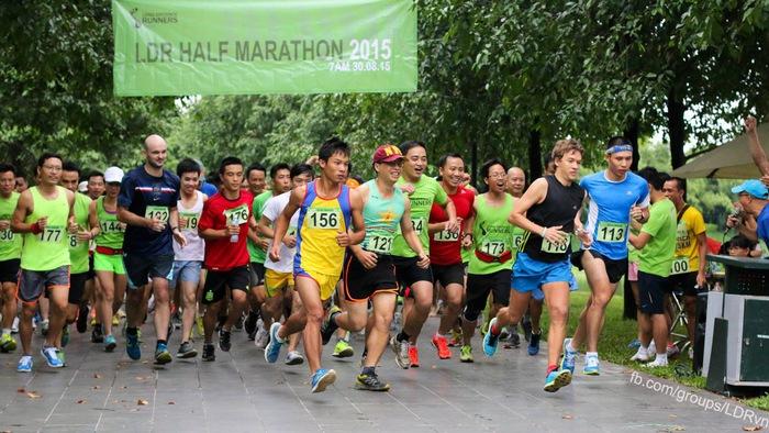 Top 8 giải chạy bộ hot nhất ở Việt Nam vào cuối năm 2018
