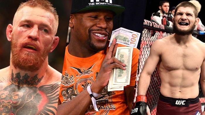 Floyd Mayweather bênh Conor McGregor, muốn Khabib chịu mức phạt 1 triệu USD