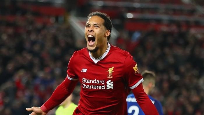 Thống kê gây sốc khiến Liverpool không thể sống thiếu Virgil van Dijk