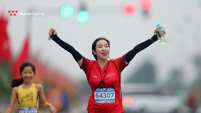 Hơn 2000 Runner chinh phục Longbien Marathon 2018