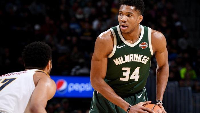 Video k?t qu? NBA 2018/19 ngày 12/11: Milwaukee Bucks - Denver Nuggets