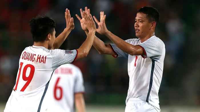 Thống kê ấn tượng của ĐTVN trong trận thắng ĐT Lào tại AFF Cup 2018