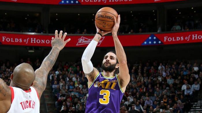 Video kết quả NBA 2018/19 ngày 07/12: Houston Rockets - Utah Jazz