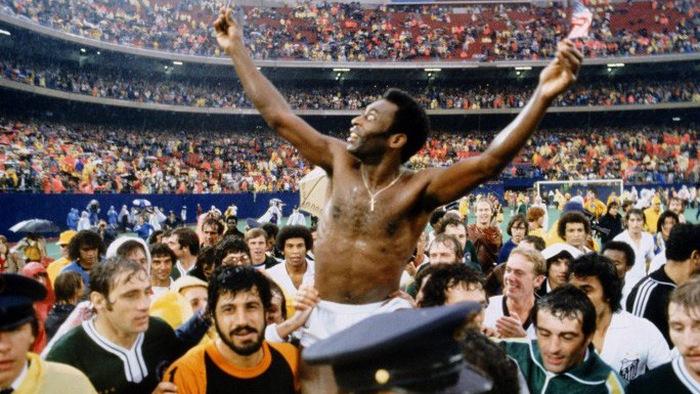 Huyền thoại World Cup: Pele - Ông vua có một không hai