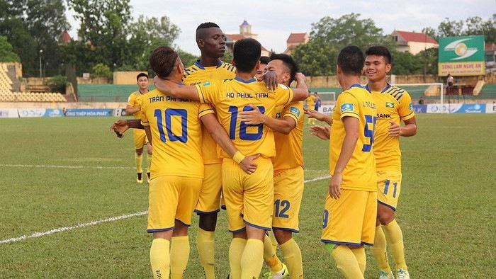 Video kết quả vòng 13 V.League 2018: Sông Lam Nghệ An - Hải Phòng FC