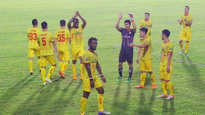 Video kết quả vòng 13 V.League 2018: Nam Định FC - Sài Gòn FC