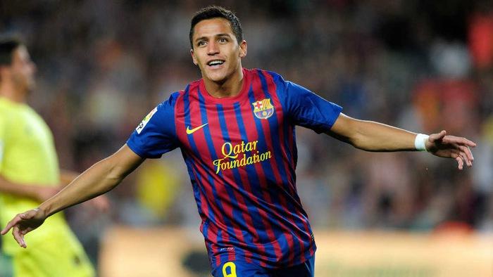 Ký ức La Liga: Alexis Sanchez -