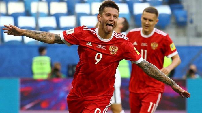 Đánh giá sức mạnh ĐT Nga tại World Cup 2018