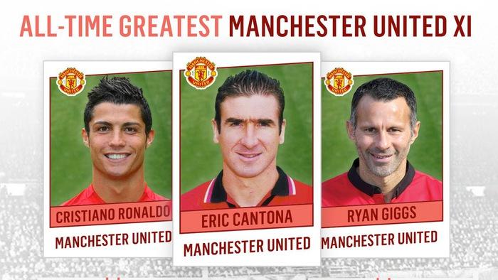Đội hình trong mơ của các CĐV Manchester United tại Premier League