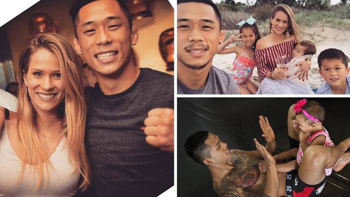 Martin Nguyễn trải lòng về gia đình và cái giá của việc trở thành nhà vô địch