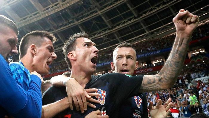 Cầu thủ Croatia