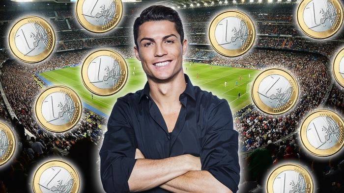 Choáng với số tiền Cristiano Ronaldo mang về cho Real Madrid qua những danh hiệu