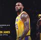 LeBron James trở thành cầu thủ ghi điểm nhiều thứ 5 trong lịch sử NBA
