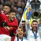 Real Madrid và Man Utd kiếm bộn tiền từ Champions League mùa giải 2018/19