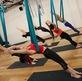 Yoga Air - Phương pháp tập luyên mới và khác biệt
