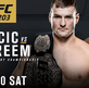 Lịch thi đấu UFC 203: Stipe Miocic vs. Alistair Overeem