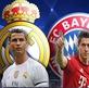 Ronaldo hiệu quả gấp 3 lần Lewandowski, Real nuốt chửng Bayern?